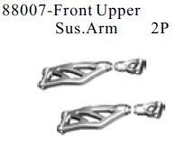 88007 - Upper arm set(front) 4