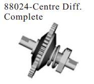 88024 - Central Diff. Gear 1