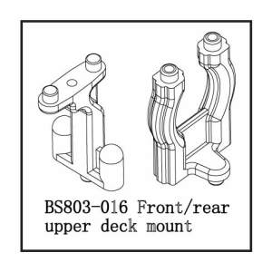 BS803-016 - Front/Rear Upper Deck Mount 10