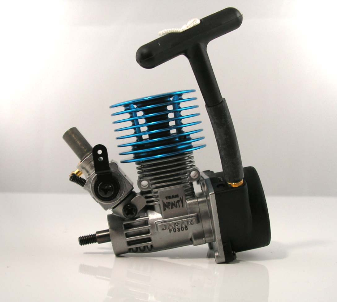 Team Infinity 0,98cc motor