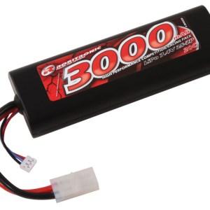 7,4v 3000mAh 20c Lipo batteri 9