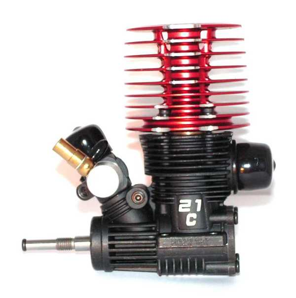 SH 3,5cc Pro Competition motor