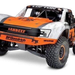 Traxxas Unlimited Desert Racer 4WD TQi TSM 8