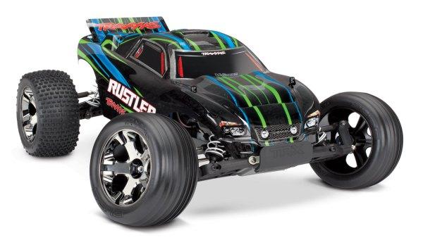 Rustler VXL 2WD RTR TQi TSM 1