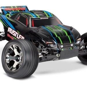 Rustler VXL 2WD RTR TQi TSM 4