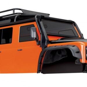 Body Land Rover Defender Orange Complete 6