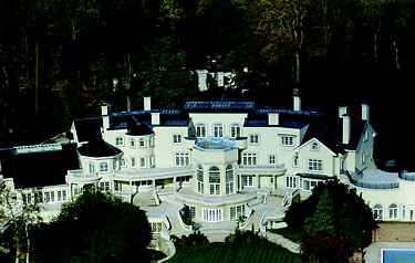 Most expensive houses $122