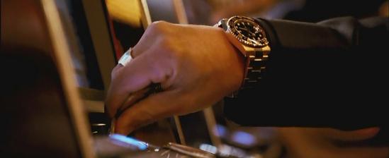 OceansThirteen Rolex Brad Pitt