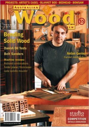 Australian Wood Review Back Issue 55