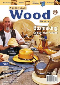 Australian Wood Review Back Issue 59