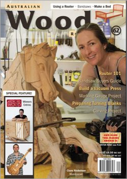 Australian Wood Review Back Issue 62