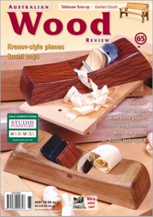 Australian Wood Review Back Issue 65