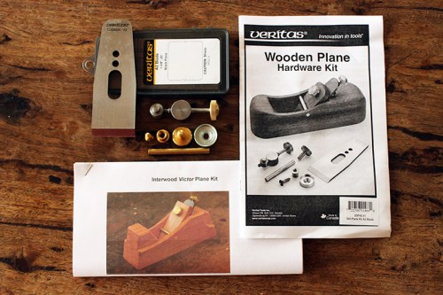 Veritas Plane Tool Kit from Interwood Tools