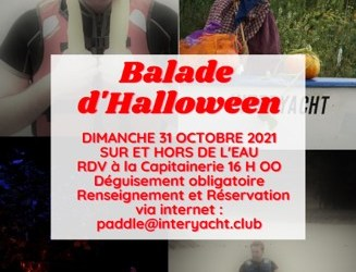 Paddle Halloween 2021