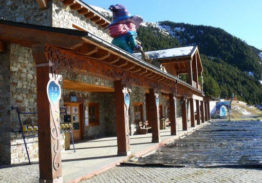 Estación esquí Andorra