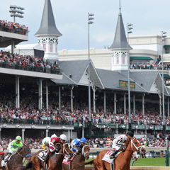 Churchill Downs: 2014 New Edition