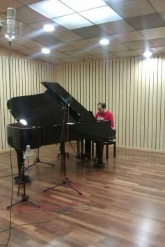 Chema al piano