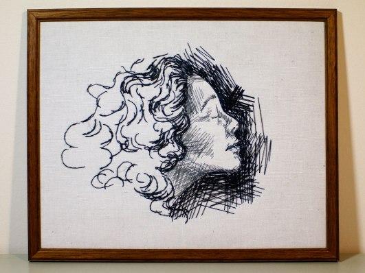 Coretta Scot King 29x23 cm