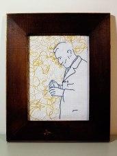 Pierre Curie 12x17 cm