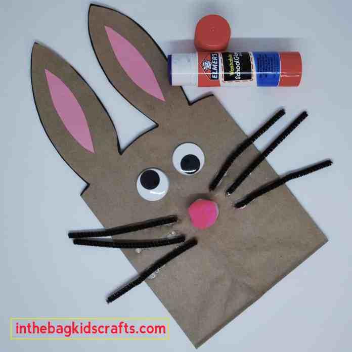 Bunny Gift Bag Step 4