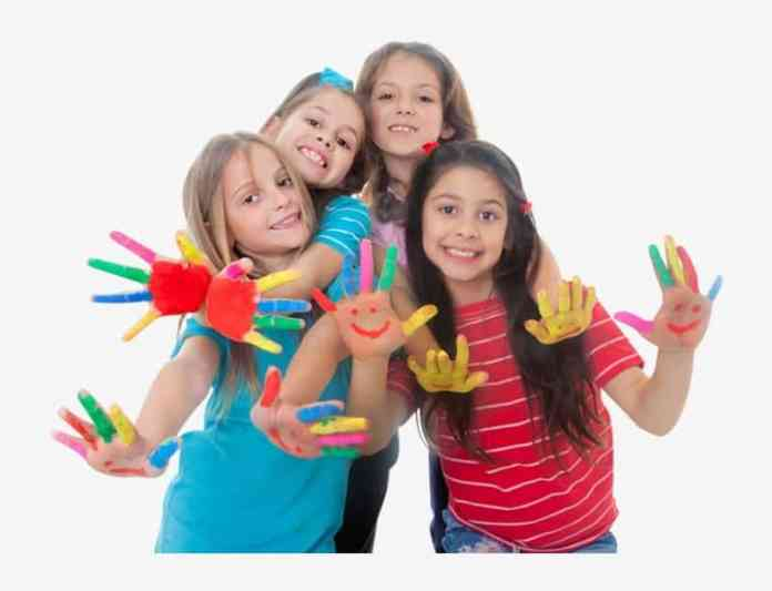 Helping Kids Learn Through Crafts