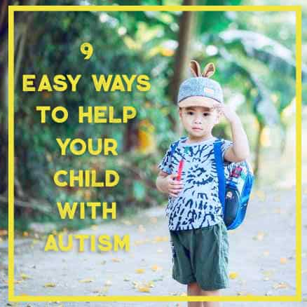 ways to help your child with autism