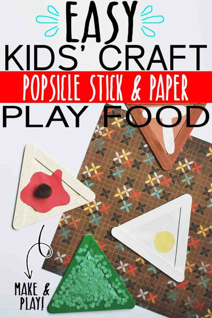PAPER FOOD CRAFTS