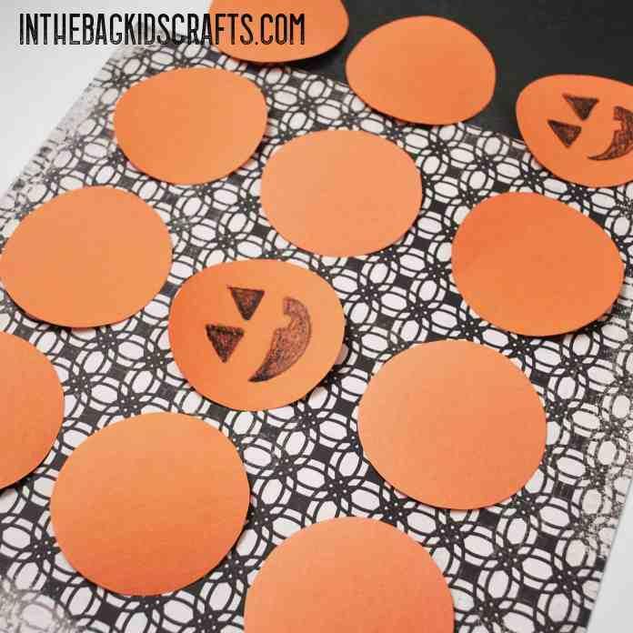 pumpkin kids activity