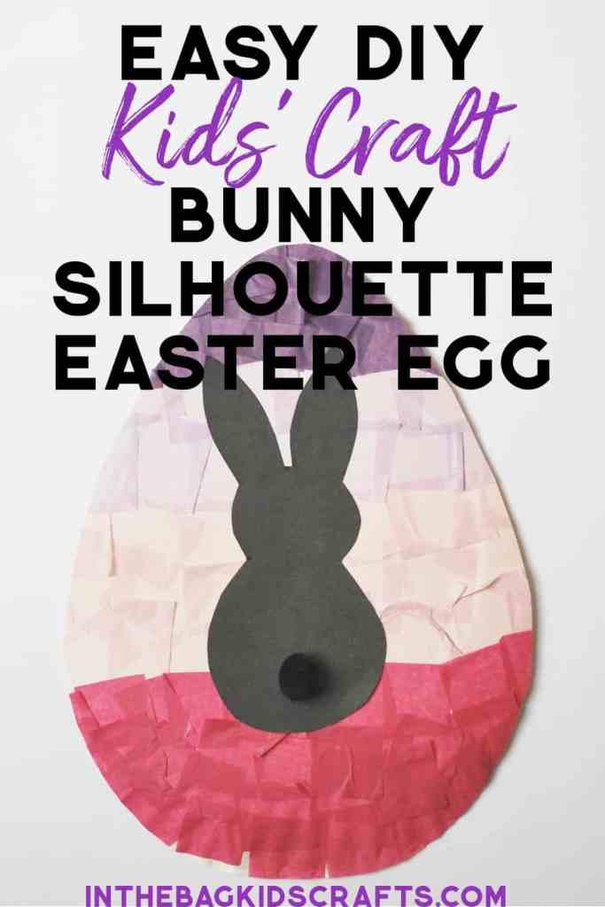 Easter Egg Kids Craft