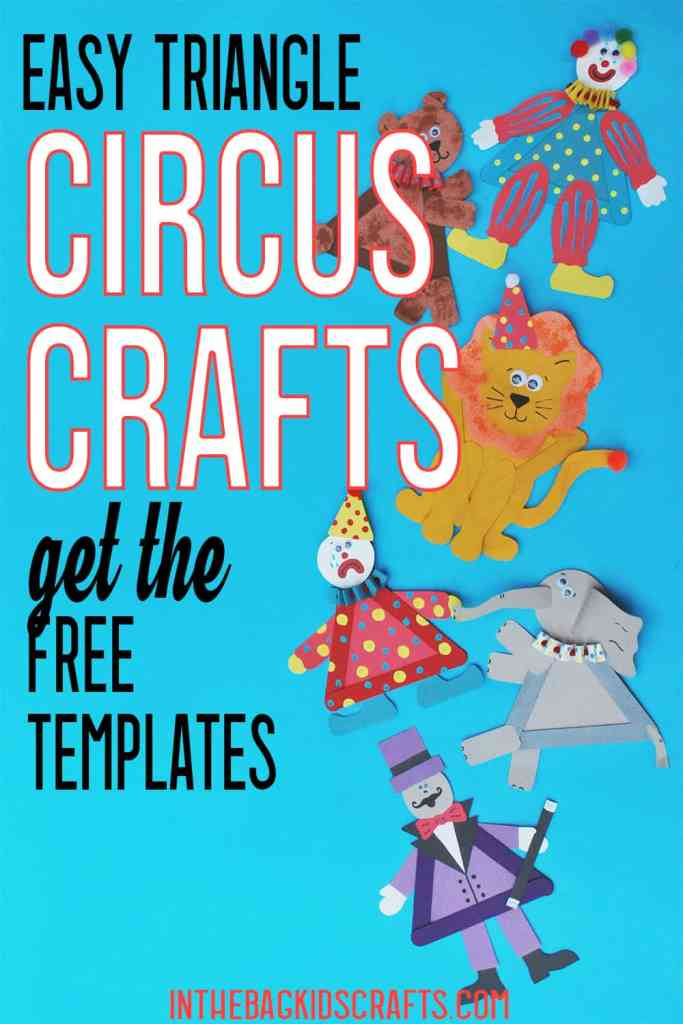 CIRCUS CRAFTS FOR KIDS