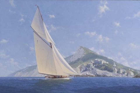 The Rebirth: Lulworth off Portonvere