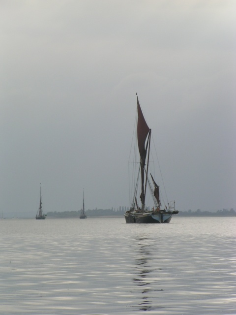 Thames Barges