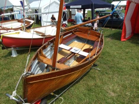 Ashcroft dinghy
