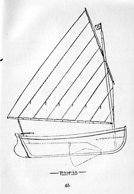 A challenge for boatbuilders: a sweet 10ft clinker-built double-ended skiff