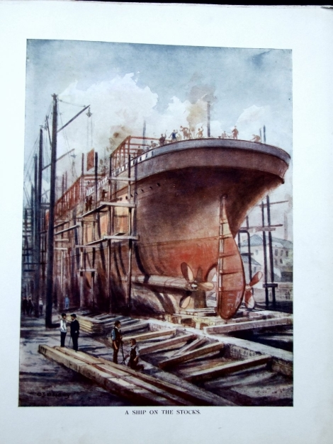 Ships that Saved the Empire - the third instalment