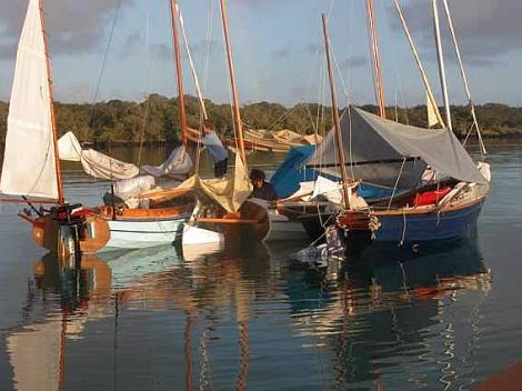 John Weslford boats openboat cruising in New Zealand