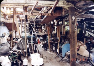 Watchet Boat Museum acquires a ropery