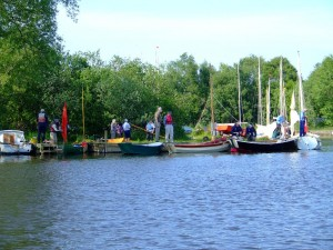 Home Built Boat Regatta, Barton Broad 2008