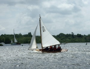 Nancy Oldfield Trust on Barton Broad