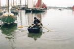 Auray punt photographed at Douarnenez, 2002