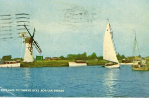 Thurne Mill 1954
