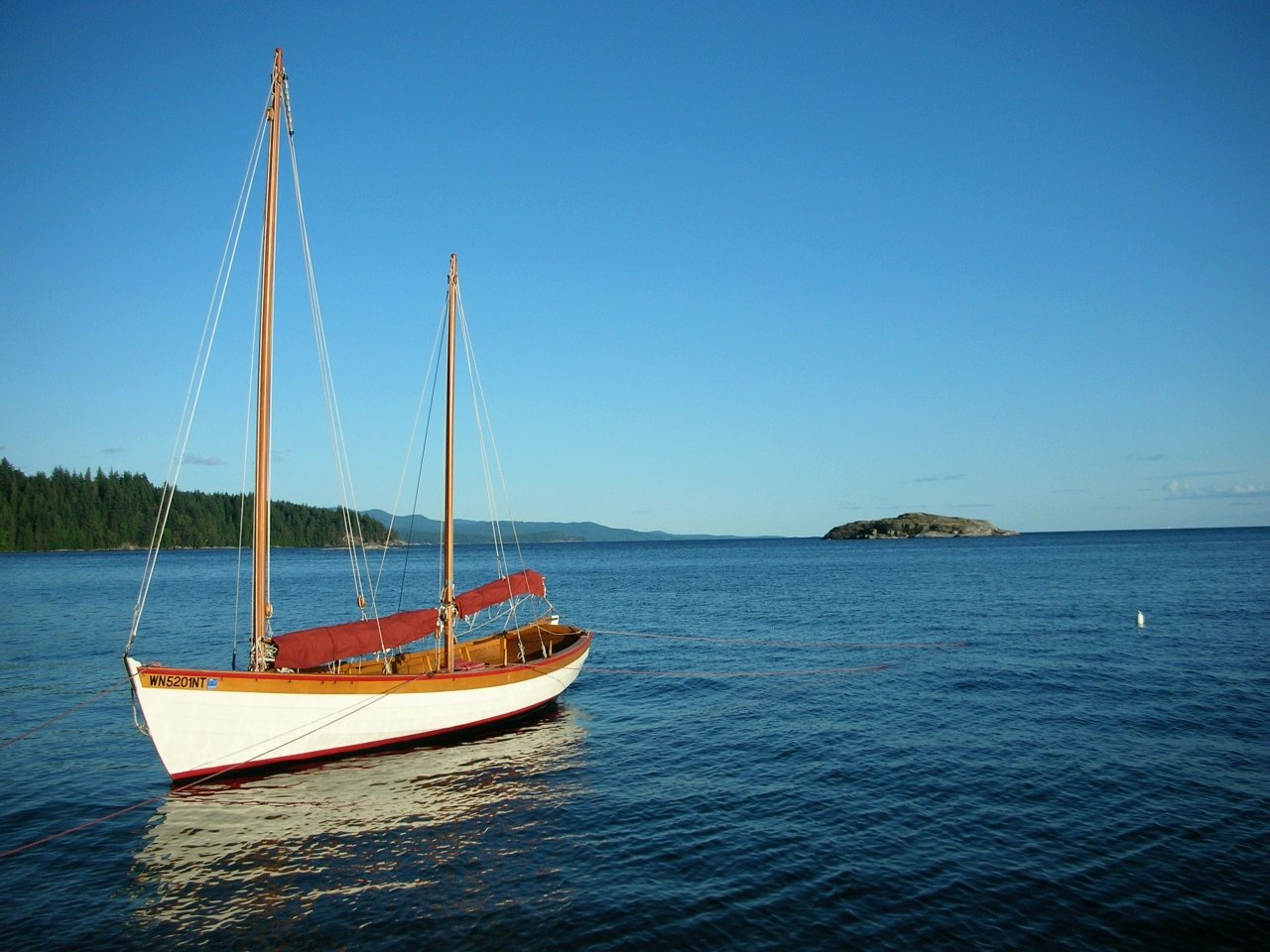 Tad Roberts offers free plans for his Exploration Ketch – intheboatshed.net