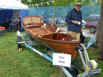 Skiff for sale 1