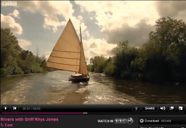 GRJ on the Broads