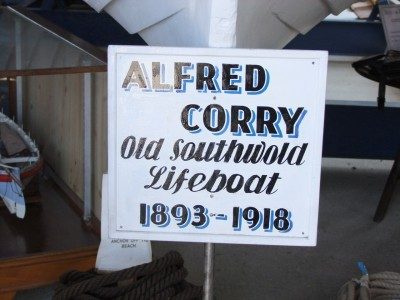 alfred corry, southwold, lifeboat, cromer, pier, henry blogg, john craigie, harbour, clinker, standing lug, dipping lug