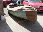 canoe yawl, humber yawl, restoration, wood boat, clinker, yawl, Turk's