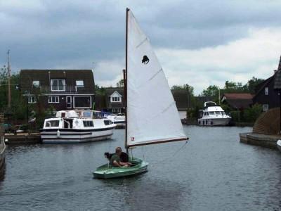 broads, punt, gun punt, sailing boat, rowing boat, plywood, royall, boatyard, broadland, gun, gun punt, nigel royall