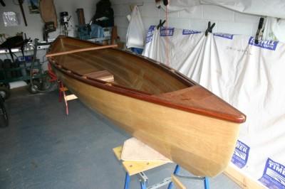 free boat plans, free canoe plans, stitch and glue, plywood, canoe, gavin atkin, plywood