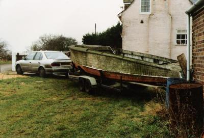 Original Norfolk racing launch