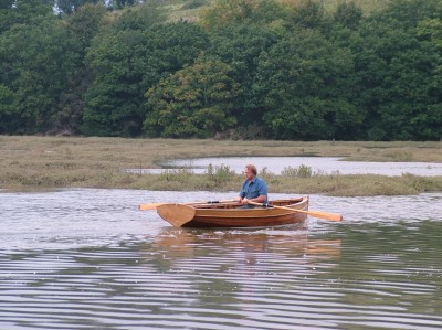 Rowing Will Stirling 12ft Dinghy